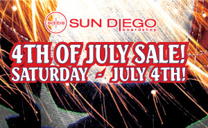 Sun Diego 4th Of July Sale