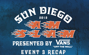 Sun Diego Am Slam Surf Event 3 Recap