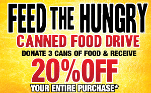 Sun Diego Annual Canned Food Drive