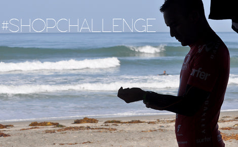 Oakley Surf Shop Challenge