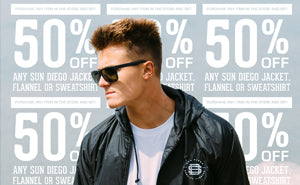 Sun Diego Jacket Sale