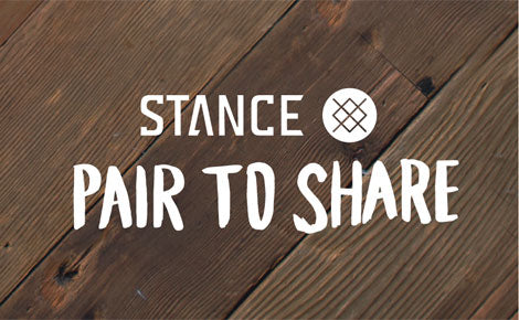 Stance x Sun Diego Pair to Share