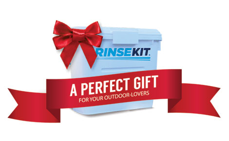 Holiday Gift Ideas: RinseKit