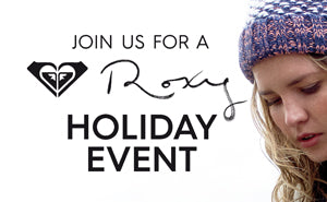 Roxy DIY Event