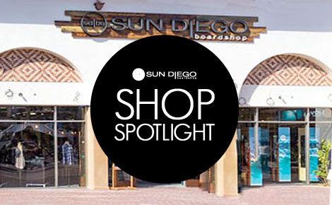Shop Spotlight: San Clemente Surf Shop
