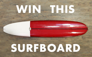 Win This Greg Noll Surfboard For SIMA
