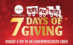 Sun Diego 7 Days Of Giving