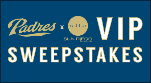 Padres x Sun Diego VIP Sweepstakes