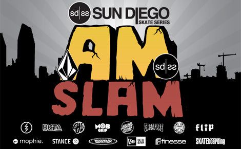 2014 Sun Diego Am Slam Skate Event 1 Results