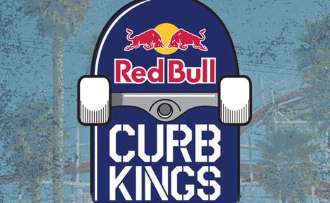 Red Bull x Sun Diego Curb Kings Skate Contest