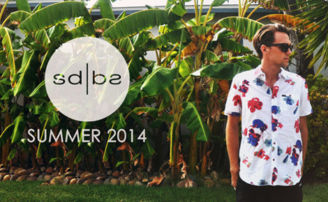 Sun Diego Boardshops Summer 2014 Lookbook