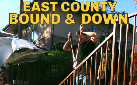 East County Bound & Down Video Premiere on May 17th!