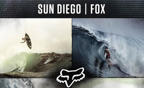 fox surf team