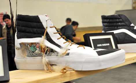 Vans Battle of the Size 66 Sk8 Hi Event @ Vans Skatepark