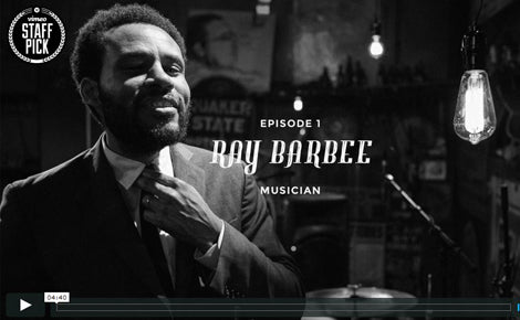 Ray Barbee in
