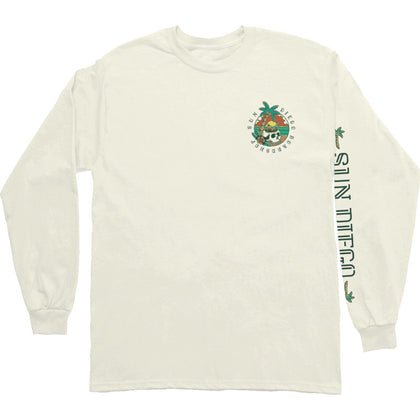 Sun Diego Deadication Long Sleeve Tee