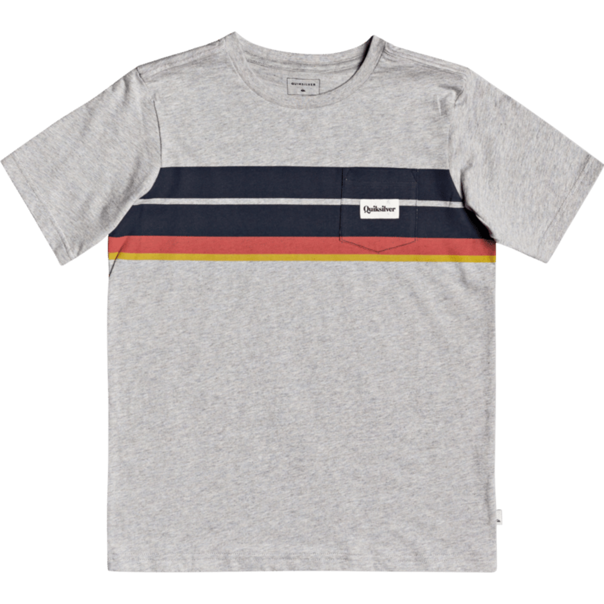 Quiksilver Boys Anzio Ss Tee Youth