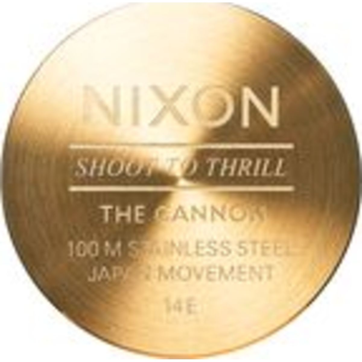 NIXON CANNON ,  39.5  MM