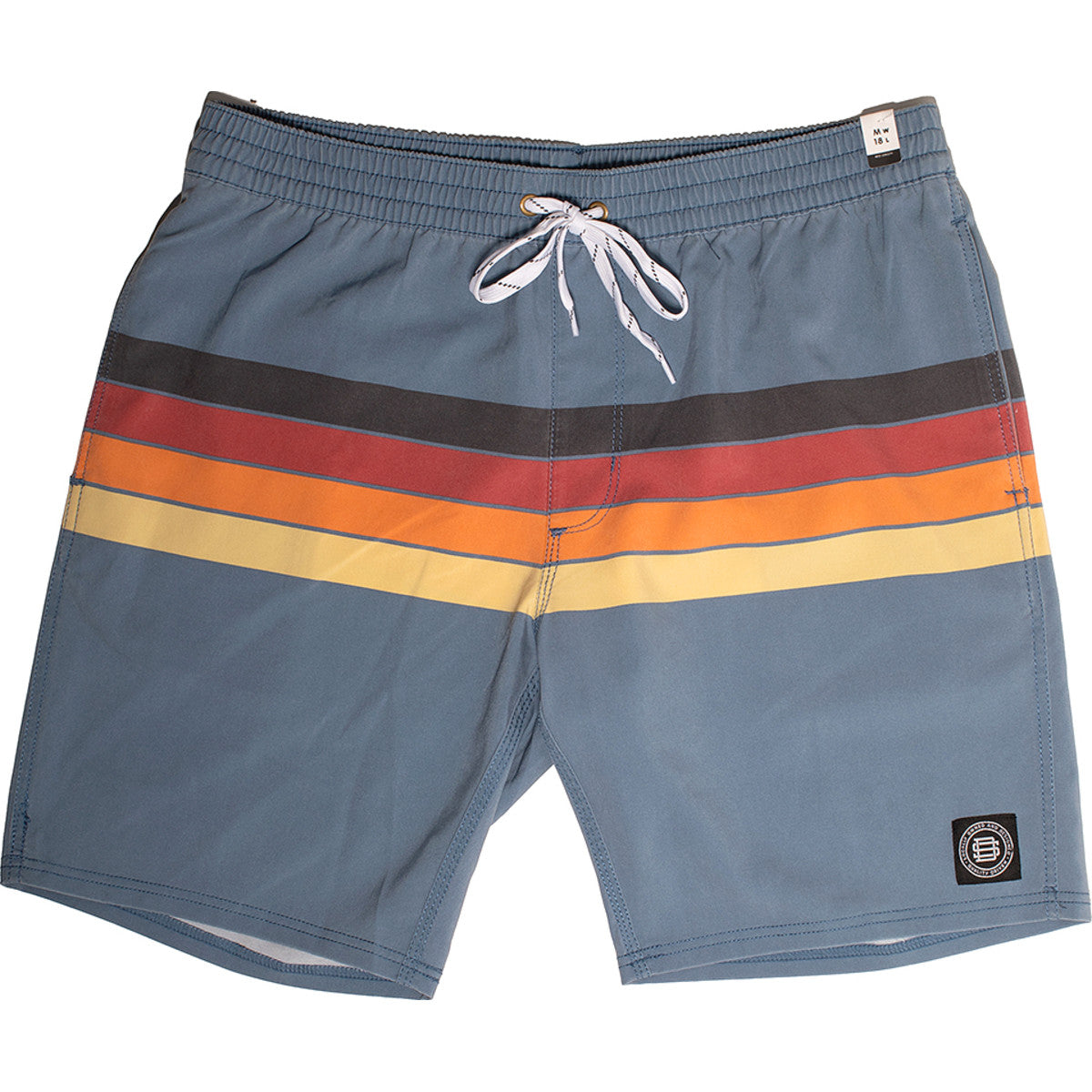Sun Diego Stacks Volley Shorts