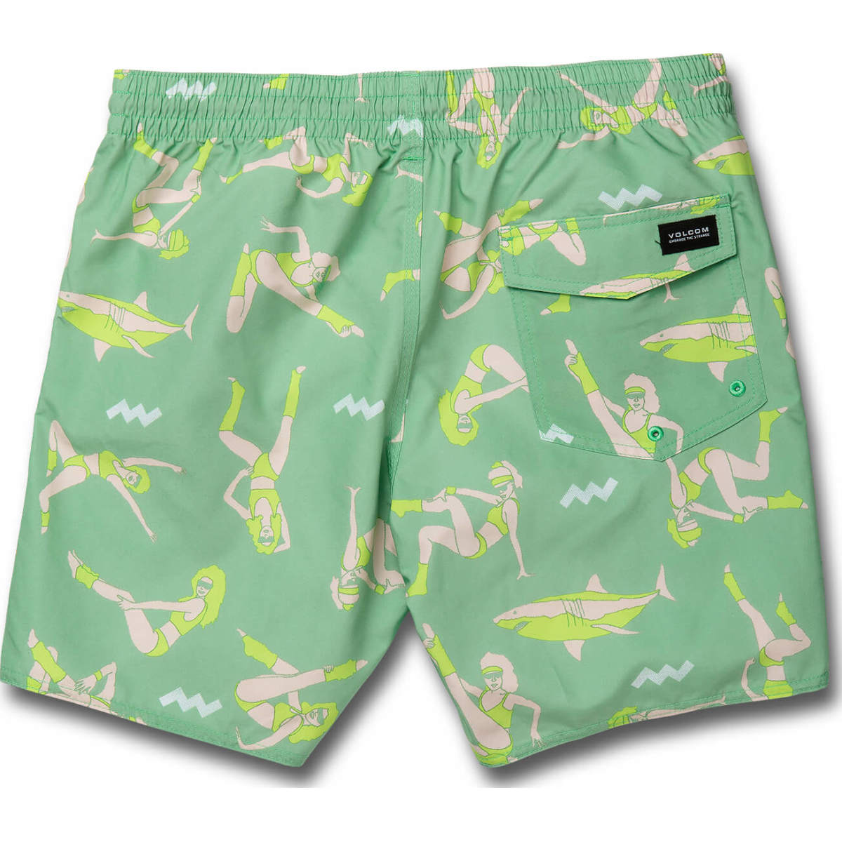 Volcom Sink Or Swim Trunks
