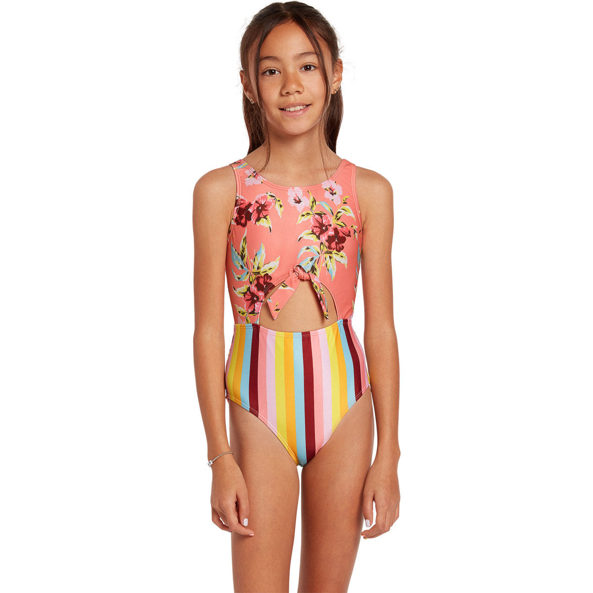 Volcom Girls Bloomin On Up 1Pc