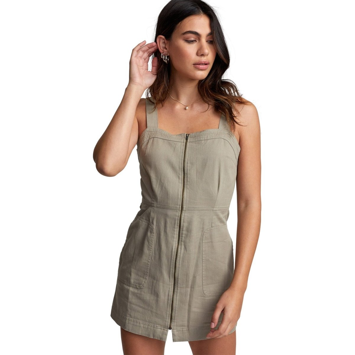RVCA Womens Emery Dress