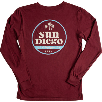 Sun Diego Youth Isle L/S T-Shirt