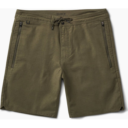 Layover Stretch Travel Shorts 19