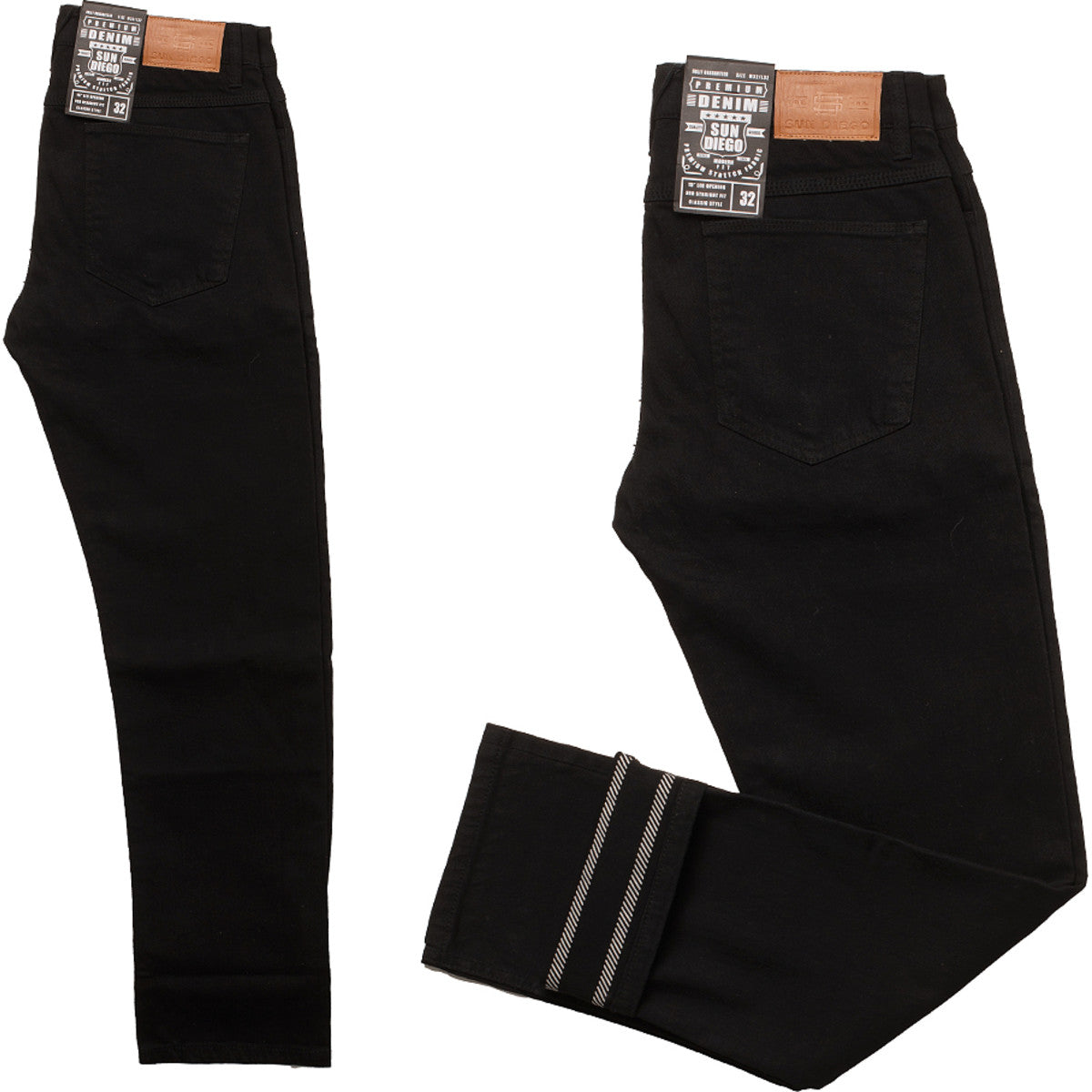 Sun Diego Switch Denim 34 Length