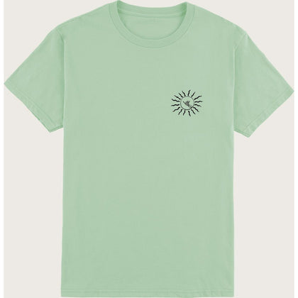 S/S SCREEN TEE SUNS OUT