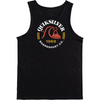 QUIKSILVER SUNBURST MINDS TANK MT1