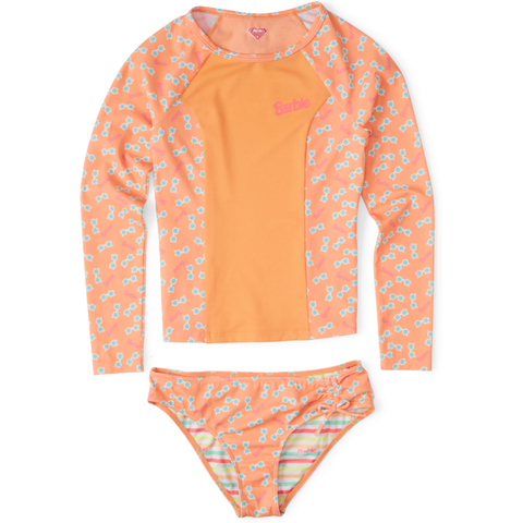 Roxy Girls Wild Flowers Ls Lycra