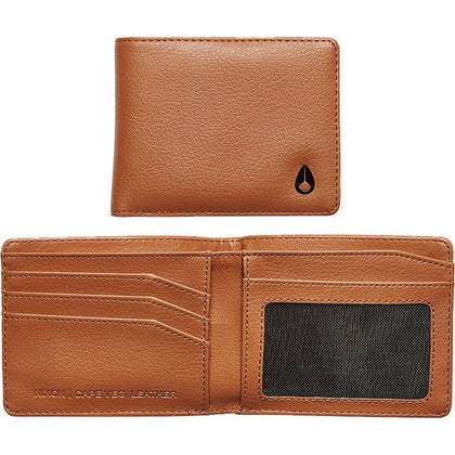 Cape Vegan Leather Wallet