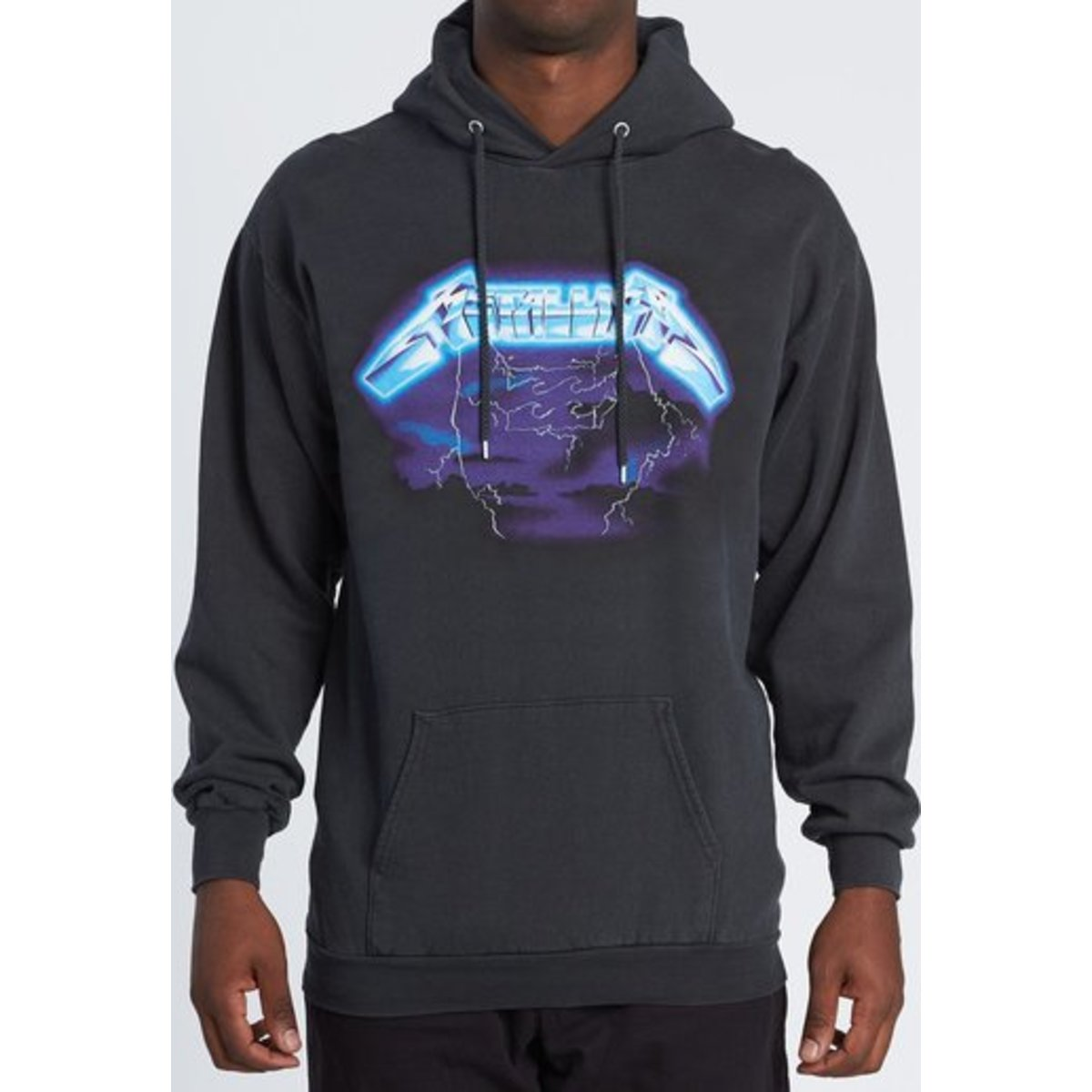 Billabong Ride The Lightning Pullover Hoodie