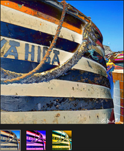 Load image into Gallery viewer, Side Striped in Essaouira