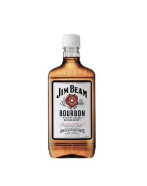 Jim Beam White Label Bourbon 375mL - Bourbon