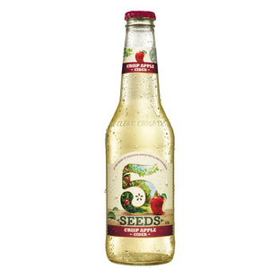 5 Seeds Crisp Apple 5% 345mL
