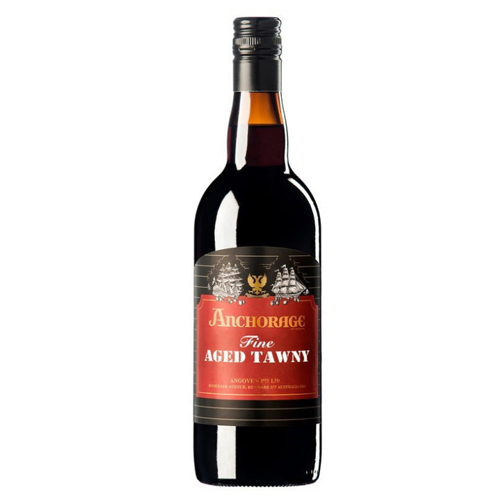 Anchorage Fine Aged Tawny 17.5% 750mL