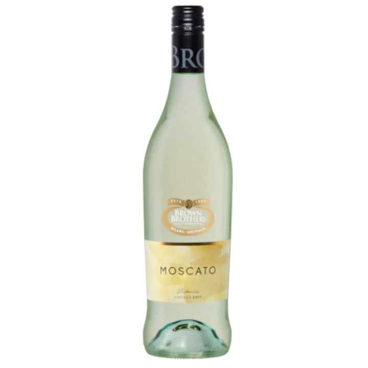 BROWN BROTHERS MOSCATO 5.3% 750ML