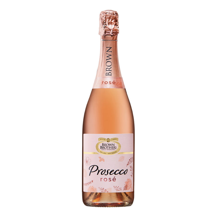 BROWN BROTHERS PROSECCO ROSE SPARKLING 11.5%