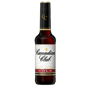 CANADIAN CLUB WHISKY & COLA 4.8% 330ML