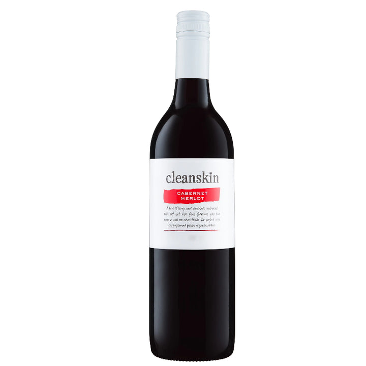 CLEANSKIN MERLOT 14% 750ML