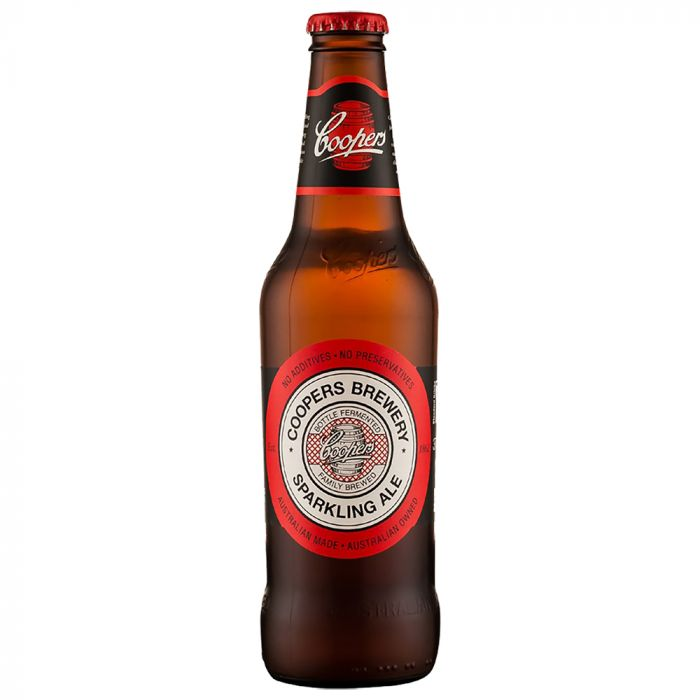 COOPERS SPARKLING ALE BOTTLE 5.8% 375ML