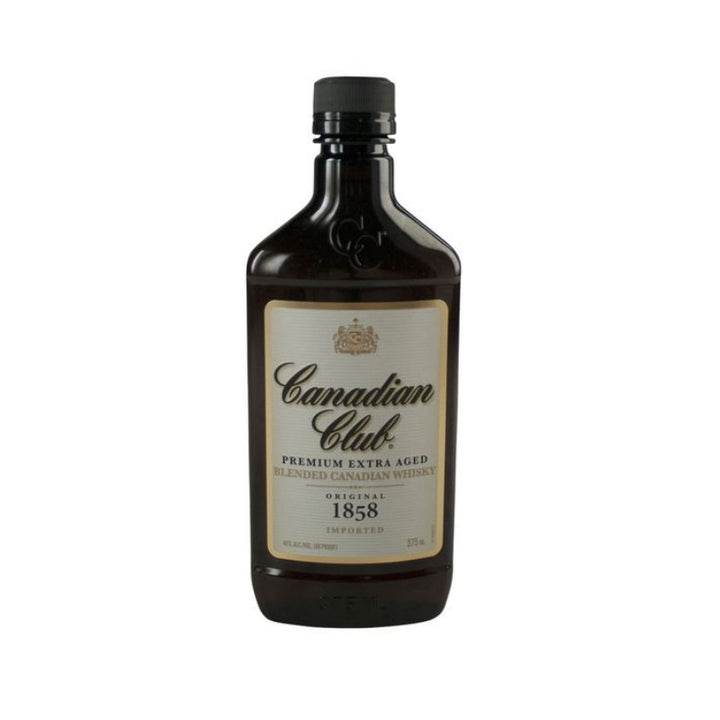 Canadian Club Whisky 37% 375mL