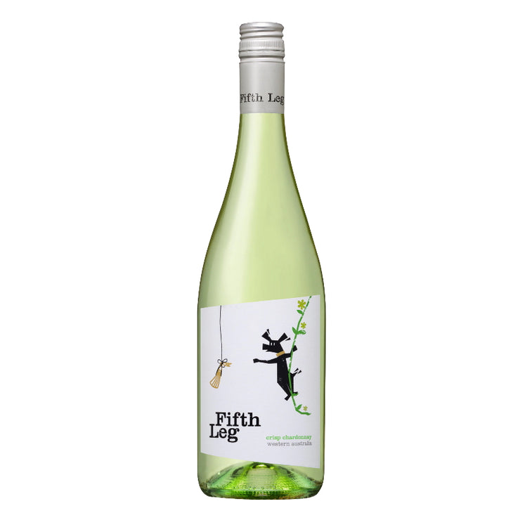 FIFTH LEG CRISP CHARDONNAY 750 ML