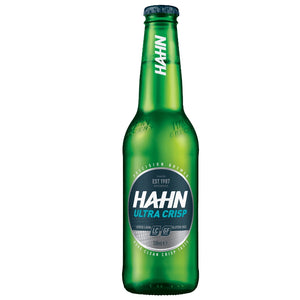 HAHN ULTRA CRISP GLUTEN FREE BOTTLES 330ML