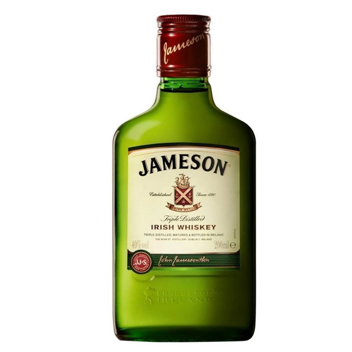 Jameson Irish Whiskey 40%  200ML