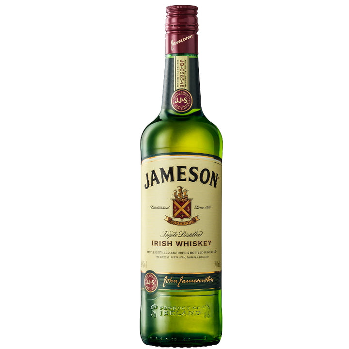 Jameson Irish Whiskey 40%  700ML