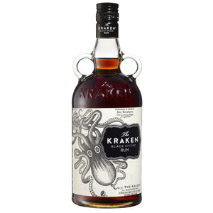 Kraken Black spiced Rum 40% 700mL