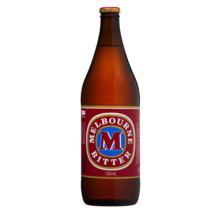 MELBOURNE BITTER BOTTLE 750ML